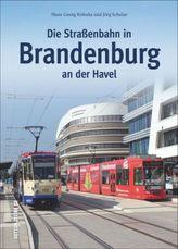 Die Straßenbahn in Brandenburg an der Havel