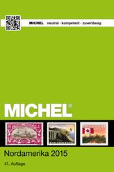 MICHEL Katalog Nordamerika. Bd.1