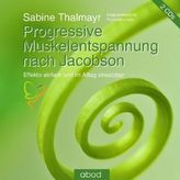 Progressive Muskelentspannung nach Jacobson, Audio-CD