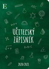 Učiteľský zápisník 2020/2021 (A6)