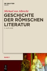 Geschichte der römischen Literatur, 2 Bde.
