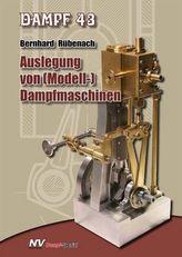 Auslegung von (Modell-)Dampfmaschinen