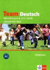 Team Deutsch Němčina pro 8. a 9. ročník základních škol Učebnice