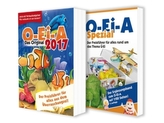 O-Ei-A Profi-Bundle 2017 - O-Ei-A 2017 und O-Ei-A Spezial (5. Auflage), 2 Bde.