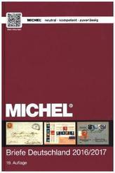 MICHEL Briefe Deutschland 2016/2017