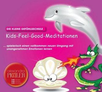 Kids-Feel-Good-Meditationen, Audio-CD
