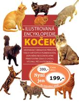 Ilustrovaná encyklopedie koček