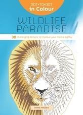 Dot-to-Dot in Colour: Wildlife Paradise
