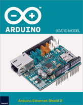 Arduino Ethernet Shield 2, Platine
