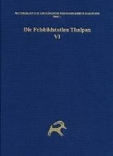 Die Felsbildstation Thalpan VI