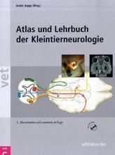 Atlas und Lehrbuch der Kleintierneurologie, m. CD-ROM