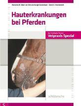 Hauterkrankungen bei Pferden