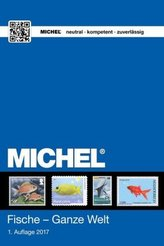 MICHEL Motiv Fische - Ganze Welt