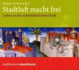 Stadtluft macht frei, 1 Audio-CD