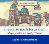 Die Reise nach Jerusalem, 1 Audio-CD