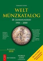 Weltmünzkatalog 20. Jahrhundert 1901 - 2000