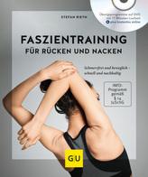 Faszientraining für den Rücken, m. DVD