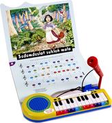 Pesničky pre malých muzikantov