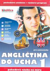 CD Nová angličtina do ucha 1.