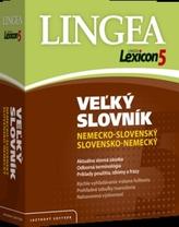 Lexicon5 Veľký slovník nemecko-slovenský slovensko-nemecký