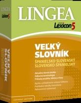 Lexicon5 Veľký slovník španielsko-slovenský slovensko-španielsky