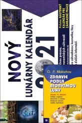 Zdravie podla biorytmov luny + Nový lunárny kalendár 2021