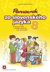 Pomocník zo slovenského jazyka 8