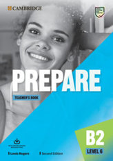 Prepare 6 Teacher´s Book with Downloadable Resource Pack