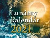 Lunárny kalendár 2021 - stolový kalendár