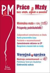 Práce a mzdy 1/2021