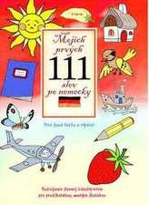 Mojich prvých 111 slov po nemecky