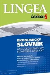 Lexicon5 Ekonomický slovník anglicko-slovenský slovensko-anglický