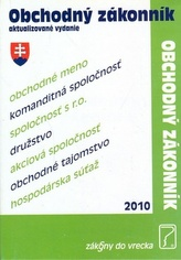 Obchodný zákonník 2010