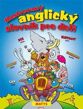 Ilustrovaný anglický slovník pre deti