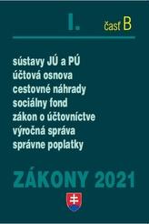Zákony I-B/2021
