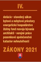 Zákony IV/2021
