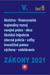 Zákony V-B/2021