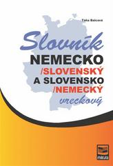 Slovník Nemecko/slovenský a slovensko/nemecký vreckový