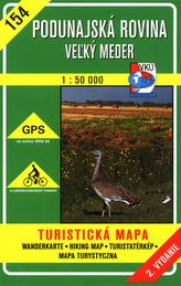 VKÚ 154: Podunajská rovina  Velký Meder