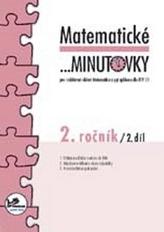 Matematické minutovky pro 2. ročník/ 2. díl