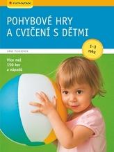 Pohybové hry a cvičení s dětmi od 1-3 let