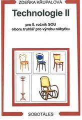 Technologie II pro 2. ročník SOU oboru truhlář pro výrobu nábytku
