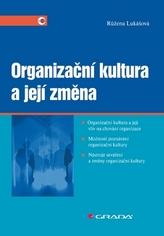 Organizační kultura a její změna