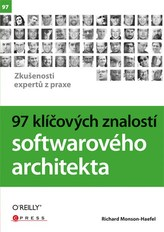 97 klíčových znalostí softwarového architekta
