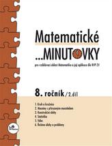 Matematické minutovky pro 8. ročník - 2. díl