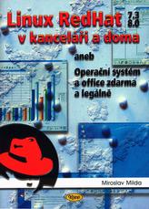 Linux RedHat 7.3  8.0 v kanceláři a doma