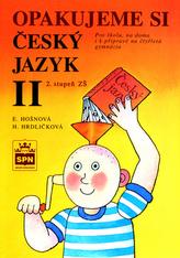 Opakujeme si český jazyk II