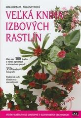 Vežká kniha izbových rastlín
