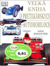 Velká kniha o pretekárskych automobiloch