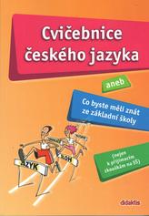 Cvičebnice českého jazyka aneb Co byste měli znát za ZŠ